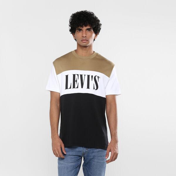 Levi's® Serif Logo Tee