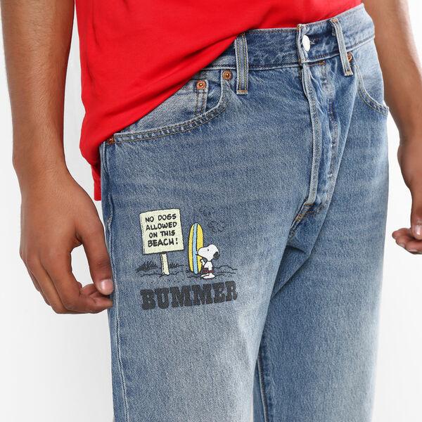 Levi's® x Peanuts 501® Original Fit Jeans