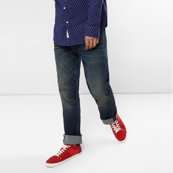 513™ Styled Denim Slim Straight Fit Jeans