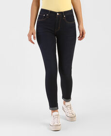 721 Selvedged High Rise Skinny Jeans