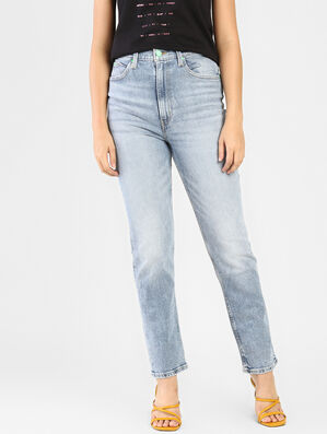 Levi's x Deepika Padukone 70's High Straight Jeans
