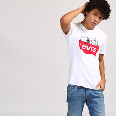SNOOPY GRAPHIC TEE