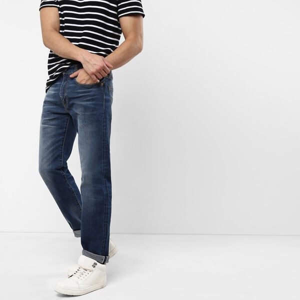 502™ Selvedged Regular Tapered Fit Jeans