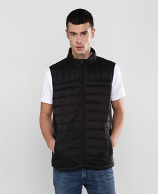 Lightweight Quilted Packable Vest