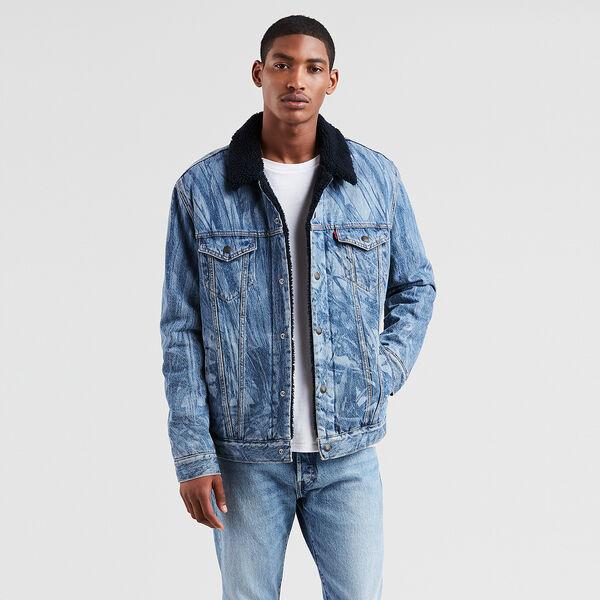 Levi's®X Justin Timberlake Sherpa Trucker Jacket