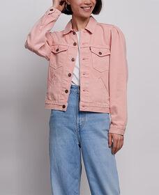 Original Puff Sleeve Trucker Jacket