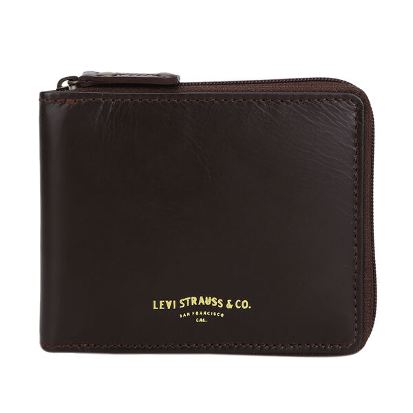 Levi's® Zipper Wallet