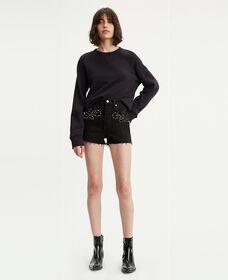 Ribcage Studded Pocket Shorts