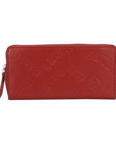 Levi's® Embossed Long Wallet