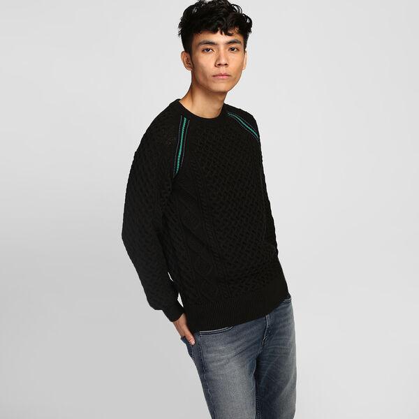 Raglan Styled Sweater