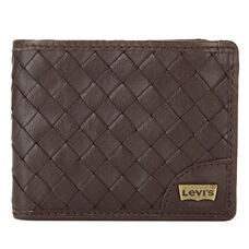 Levi's® Criss Cross Wallet
