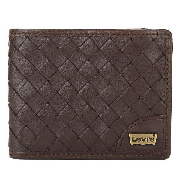 Levi's® Criss Cross Wallet