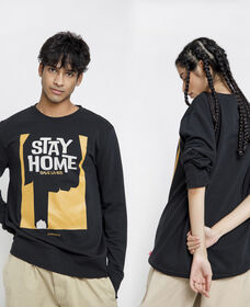 Stay Home Save Lives Sweatshirt
