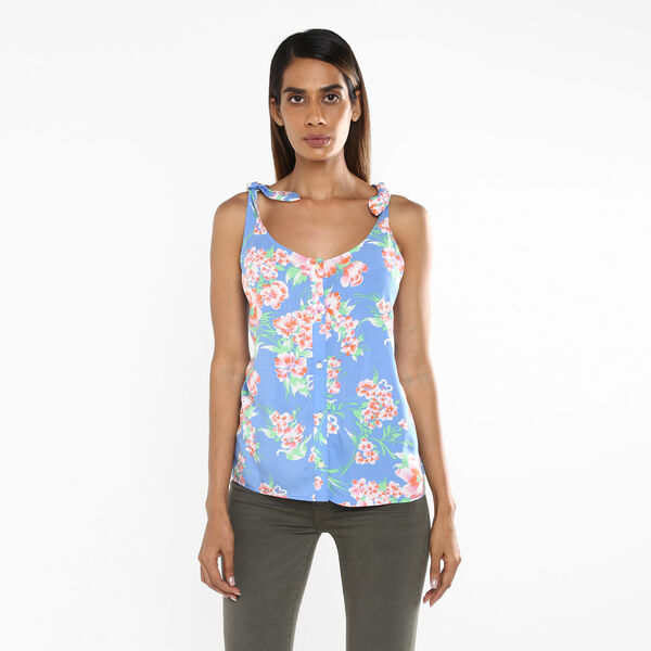 Styled Tank Top