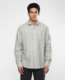 Sunset Pocket Linen Shirt