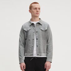 LEJ Knit Trucker Jacket