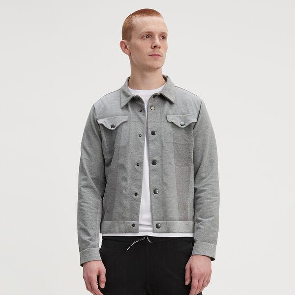 LEJ Knit Trucker Jacket