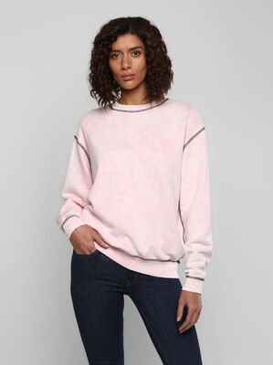 Levi's® Made and Crafted® Oversized Mock Fleece Sweater