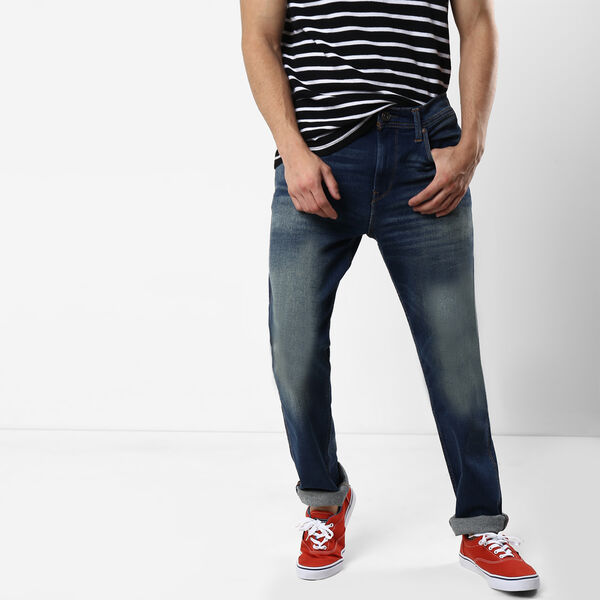 502™ Styled Denim Regular Tapered Fit Jeans