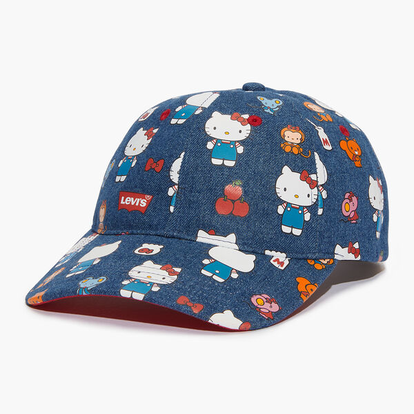 Levi's® x Hello Kitty Denim Baseball Hat