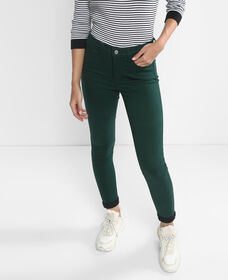 310 White Tab Shaping Super Skinny Pants