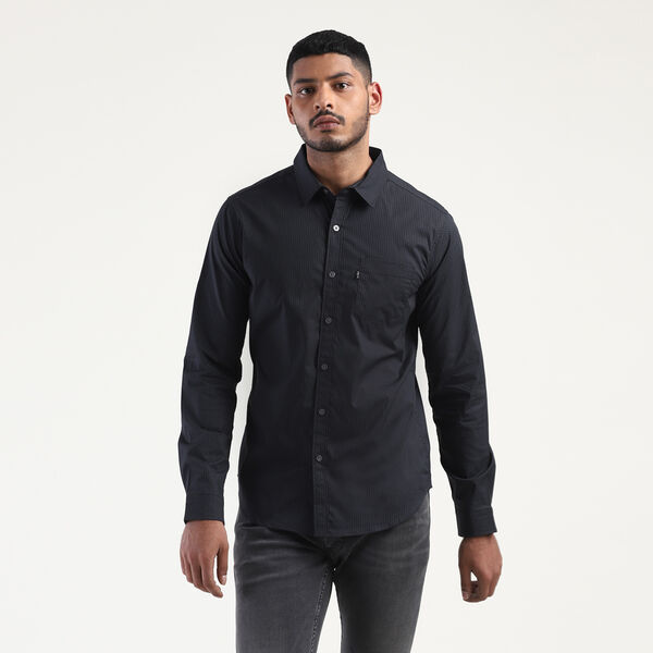 RedLoop™ Sunset Pocket Linen Shirt