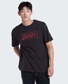 Levi's® x Stranger Things Batwing Logo Tee