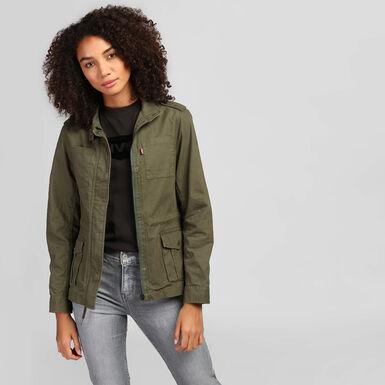 Styled Field Jacket